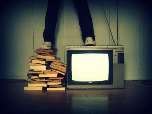 Livro ou TV?