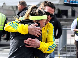 Boston Marathon Condolences