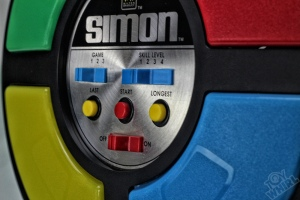 Vintage Simon Says
