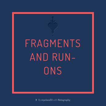 FragmentsandRun-ons