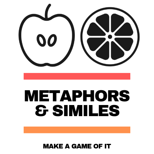 Teaching Metaphors and Similes: Make a Game of It | Robin Neal